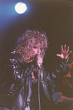 Bonnie, live in 1988